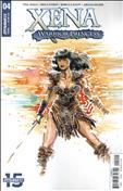 Xena: Warrior Princess (4th Series) #4 Variation A