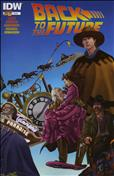 Back To The Future (IDW) #3