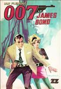 007 James Bond (Zig-Zag) #22