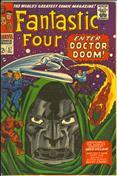 Fantastic Four (Vol. 1) #57