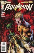 Aquaman (7th Series) #1  - 2nd printing