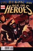 Age of Heroes #1  - 2nd printing