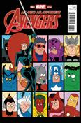 All-New, All-Different Avengers #3 Variation A