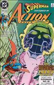 Action Comics #649