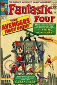 Fantastic Four (UK Edition, Vol. 1) #26