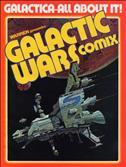 Galactic Wars Comix #1
