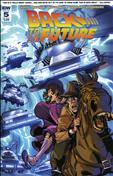 Back To The Future (IDW) #5