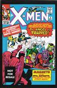 X-Men (1st Series) #5  - 2nd printing