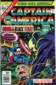 Captain America (1st Series) Annual #3