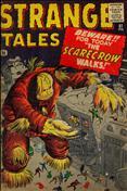 Strange Tales (UK Edition) #81