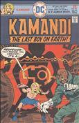 Kamandi, the Last Boy on Earth #33