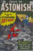 Tales to Astonish (Vol. 1) #40