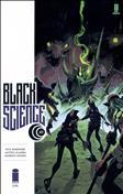 Black Science #40 Variation A