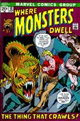 Where Monsters Dwell #13