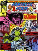 Fantastic Four (UK Edition, Vol. 2) Winter Special #1981
