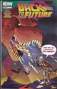 Back To The Future (IDW) #3 Variation A