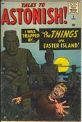 Tales to Astonish (Vol. 1) #5