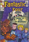 Fantastic Four (Vol. 1) #45