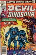 Devil Dinosaur #6