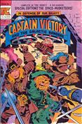 Captain Victory and the Galactic Rangers Special Edition #1