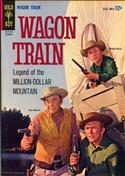 Wagon Train (Gold Key) #4