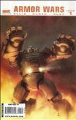 Ultimate Armor Wars #1 Variation A