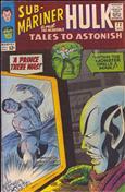 Tales to Astonish (Vol. 1) #72