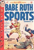 Babe Ruth Sports Comics #2