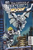 Q2: The Return of Quantum and Woody #1