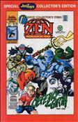 Zen Intergalactic Ninja (4th Series) #1 Variation B