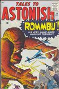 Tales to Astonish (Vol. 1) #19