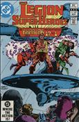 The Legion of Super-Heroes (2nd Series) #287