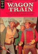 Wagon Train (Gold Key) #1