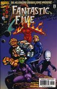 Fantastic Five #2 Variation A