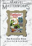 Marvel Masterworks: The Fantastic Four #1 Variation B