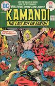 Kamandi, the Last Boy on Earth #28