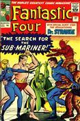 Fantastic Four (UK Edition, Vol. 1) #27