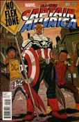 All-New Captain America #1 Variation H