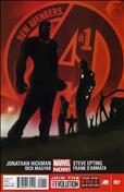 New Avengers (3rd Series) #1