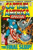 Captain America (1st Series) Annual #2