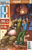 A&A: The Adventures of Archer & Armstrong #2 Variation A