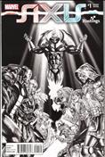Avengers & X-Men: Axis #1 Variation J