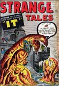 Strange Tales (UK Edition) #82