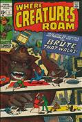Where Creatures Roam #1