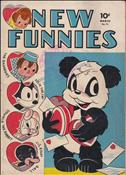 New Funnies (Walter Lantz…) #73