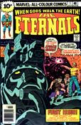 The Eternals (UK Edition) #1
