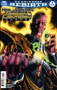 Hal Jordan & the Green Lantern Corps #4