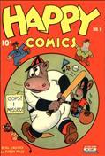 Happy Comics #8