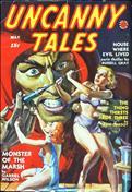 Uncanny Tales (Manvis) #5