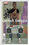 All-New Captain America #4 Variation A